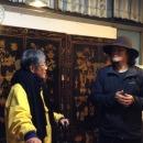 2015-3-11 竹材運抵工作室