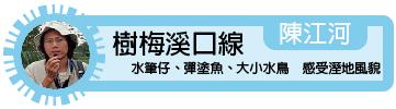 淡水河口線 - 陳江河